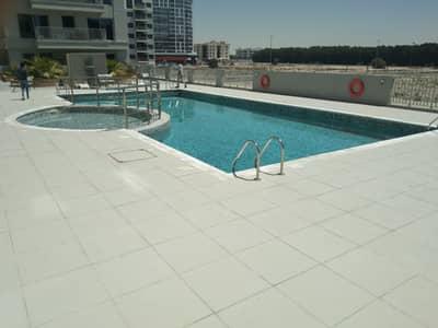 2 Bedroom Apartment for Rent in Arjan, Dubai - 2 Bedroom Hall with upgraded Amenities just 45k in Arjan