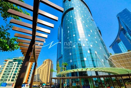 1 Bedroom Flat for Rent in Al Reem Island, Abu Dhabi - Experience Sophistication On This Vacant Unit