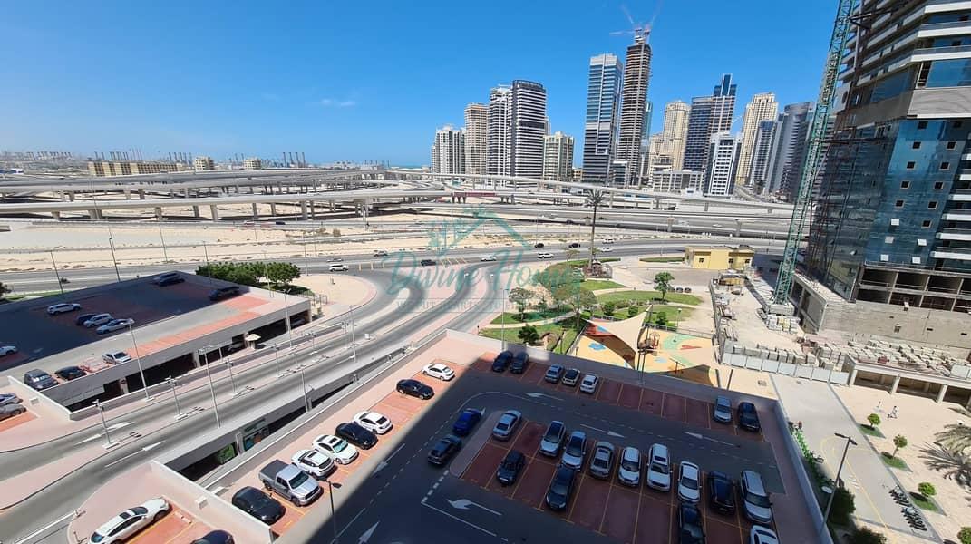 Beautiful Unit | Marina View  | Large Kitchen | Reserved Parking