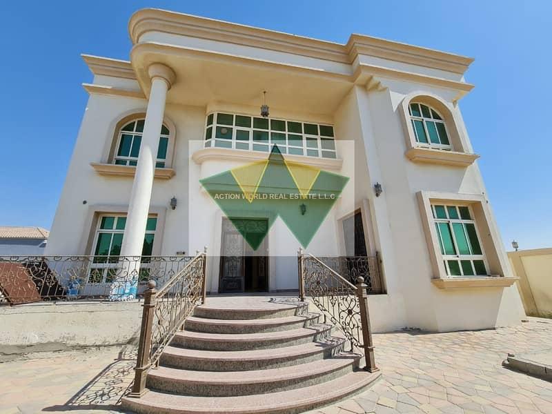 Pvt Entrance 5 Bedroom Villa In MBZ City