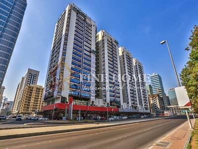 ارض تجارية  للبيع في منطقة النادي السياحي، أبوظبي - Commercial Land | Permit To Build Tower 18 Floors