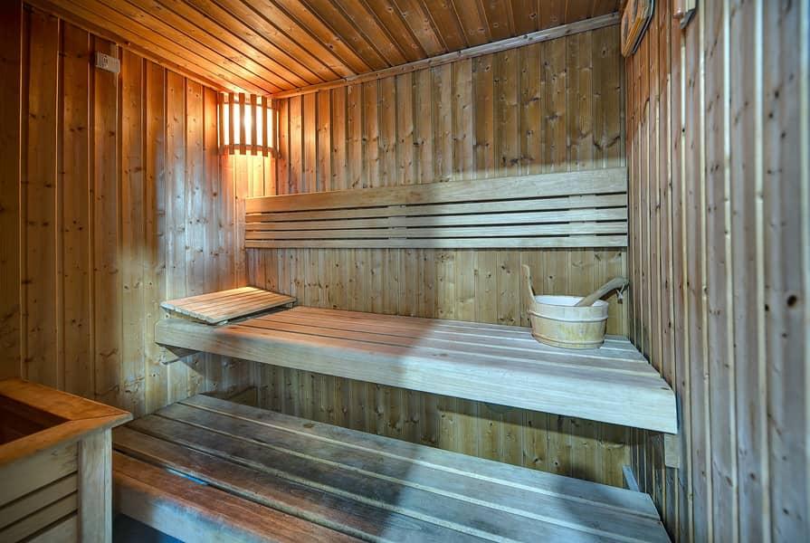 6 Sauna