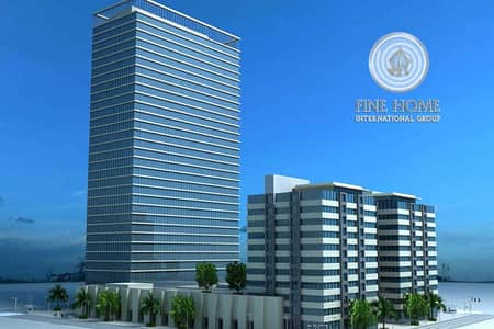 Building for Sale in Al Nahyan, Abu Dhabi - For Sale Commercial Building | 74 Apartments