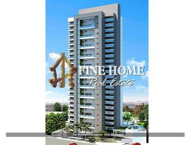Building for Sale in Hamdan Street, Abu Dhabi - For Sale Tower | 17 Floors  | 34 Apartments