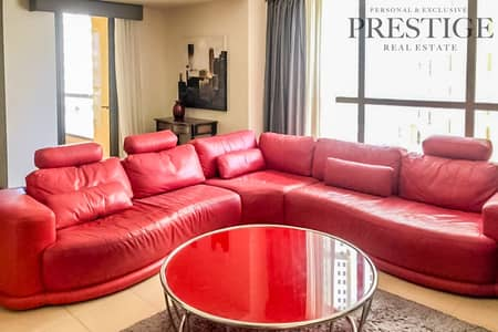 Furnished | Two Bedroom | Community View