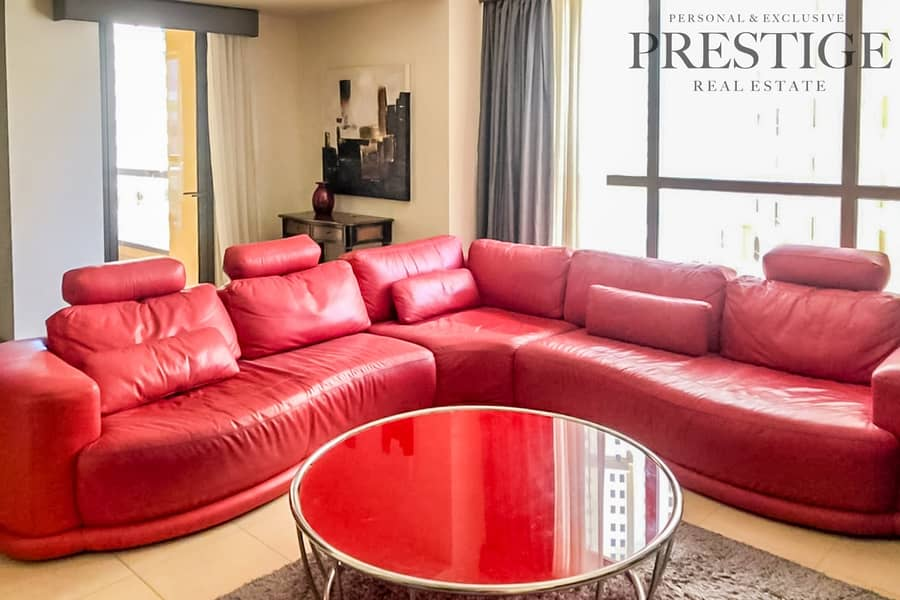 Furnished Two Beds    Community View