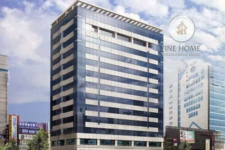 Building for Sale in Al Najda Street, Abu Dhabi - Commercial Tower | 17 Floors | With Roi |11 Shops