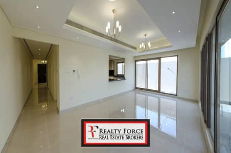 4 Bedroom Villa for Rent in Meydan City, Dubai - CLOSE TO PARK | 4BR MIDDLE UNIT | EQUIPPED KITCHEN