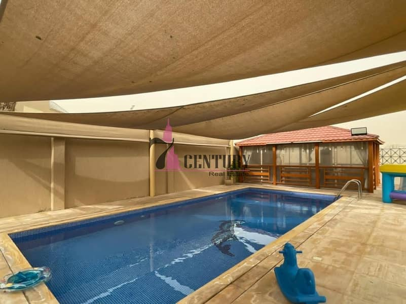 14 Big Plot | Type A | Swimming Pool | 6 BR Villa