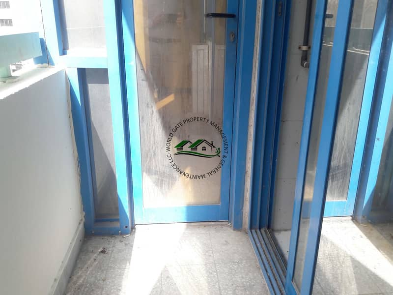 2 Lovely spacious 1bhk with  balcony in near World Trade Ctr. Mall