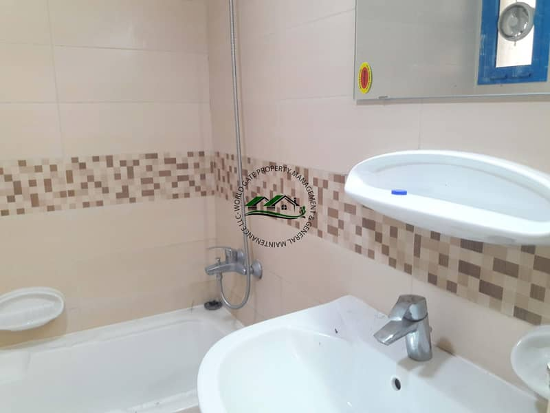 10 Lovely spacious 1bhk with  balcony in near World Trade Ctr. Mall