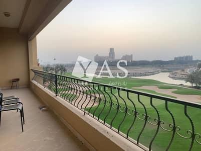 شقة 1 غرفة نوم للايجار في قرية الحمراء، رأس الخيمة - Golf course view | Fully furnished | Huge Balcony