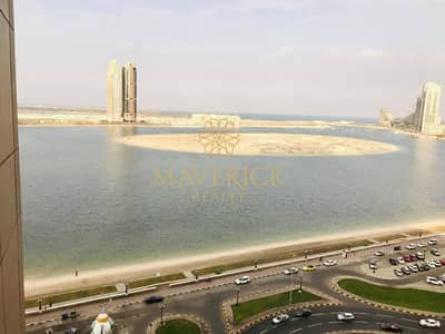 3 Bedroom Apartment for Sale in Al Mamzar, Sharjah - Luxurious 3BR | Full Sea View | Huge Size