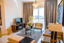 شقة في بيلافيستا داماك هيلز (أكويا من داماك) 2 غرف 1260000 درهم - 5110071