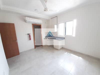 Studio for Rent in Muwaileh, Sharjah - BRAND NEW BUILDING STUDIO JUST IN 12K ON THE MAIN ROAD