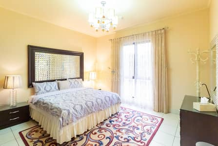 2 Bedroom Apartment for Rent in Old Town, Dubai - COMPLETELY FURNISHED | MID FLOOR | BURJ VIEW