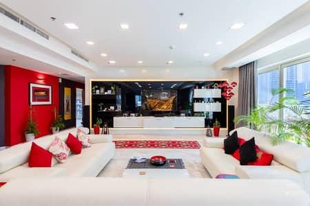 شقة 3 غرف نوم للبيع في دبي مارينا، دبي - Fully Furnished Luxurious Apartment | Marina View