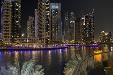 فلیٹ 4 غرف نوم للبيع في دبي مارينا، دبي - Stunning Panoramic Marina View.Renovated.EXCLUSIVE