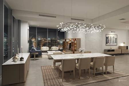 شقة 2 غرفة نوم للبيع في دبي مارينا، دبي - 2 Bedroom plus Maid's Room with Marina Sea View