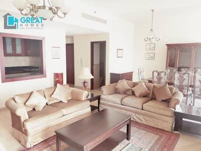 شقة 2 غرفة نوم للايجار في جميرا بيتش ريزيدنس، دبي - MARVELOUS ONE |NEVER LIVED BEOFORE |FULLY UPGRADED APARTMENT