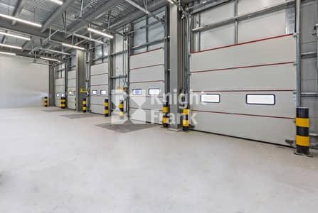 مستودع  للايجار في مجمع دبي للاستثمار، دبي - Brand New | Logistics Warehouse | For Rent