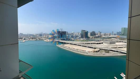 3 Bedroom Apartment for Sale in Al Reem Island, Abu Dhabi - Sea View | Fully Furnished | Well Maintained 3BR+M  Apartment