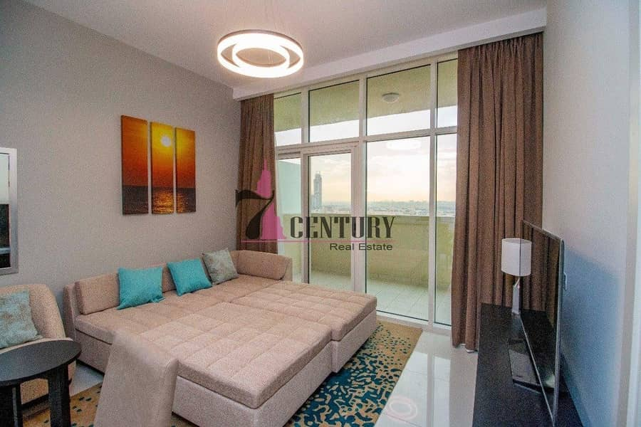 High Floor | Cheap 1 Bedroom with Balcony