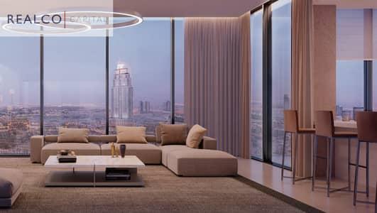 فلیٹ 1 غرفة نوم للبيع في وسط مدينة دبي، دبي - Brand NEW 1BR With Burj Khalifa View