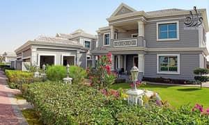 6BD Villa FOR sale in Dubai Land