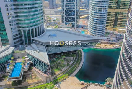 Office for Rent in Jumeirah Lake Towers (JLT), Dubai - Premium Tower | Fitted Office | Price reduced