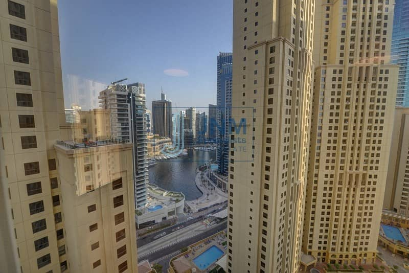 10 Vacant  | Partial Marina View | Higher Floor