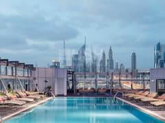 4 Bedroom + maid - World Trade Centre Residences - Zabeel view