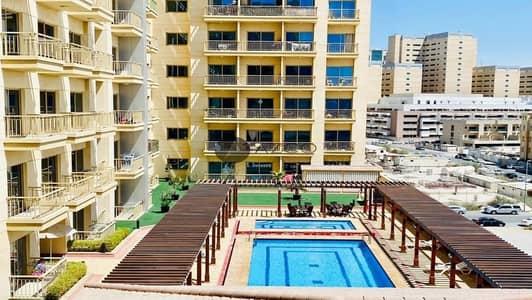 3 Bedroom Apartment for Rent in Jumeirah Village Circle (JVC), Dubai - 3BHK Plus Store | Separate kitchen | Pool View