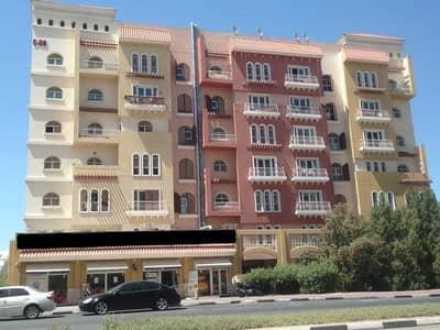 فلیٹ 2 غرفة نوم للايجار في المدينة العالمية، دبي - شقة في بناية D-04 منطقة مركز الأعمال المدينة العالمية 2 غرف 40000 درهم - 5031941