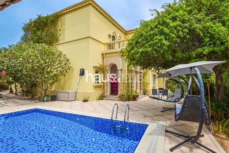 فیلا 4 غرف نوم للبيع في جزر جميرا، دبي - Lake View | VOT | Near Clubhouse