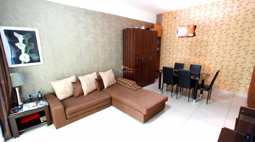 Furnished | 1 BR | Pinnacle Tower