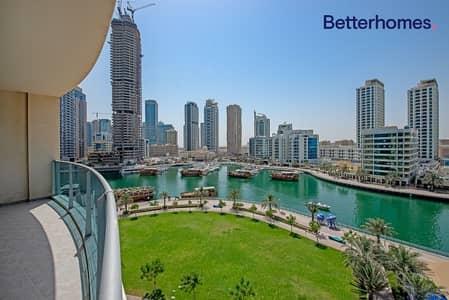 2 Bedroom Flat for Sale in Dubai Marina, Dubai - Full Marina View I  I Maids | Cash Seller