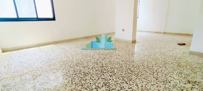 3 Bedroom Flat for Rent in Electra Street, Abu Dhabi - Family Sharing 3 BHK|4 Payments |Near to establishment