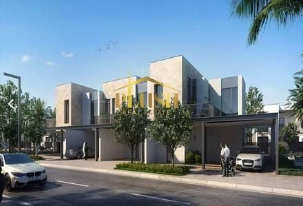 تاون هاوس 3 غرف نوم للبيع في المرابع العربية 3، دبي - Single Row | 5 Yrs Service Charge Waiver | 3 Yrs Post H.O Plan