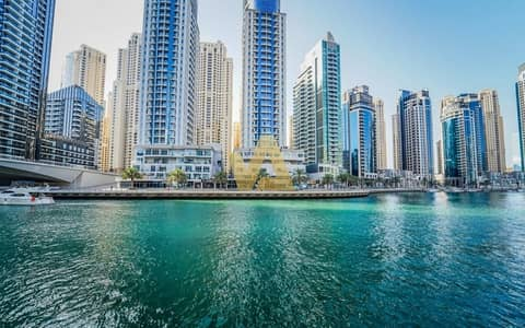 5 Bedroom Villa for Sale in Dubai Marina, Dubai - Amazing 5 bed villa on Marina Walk  Marina-Yatch View