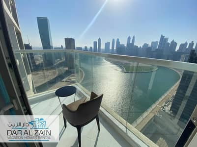 1 Bedroom Apartment for Rent in Business Bay, Dubai - BEAUTIFUL 1BR   FULLY FURNISHED   AMAZING CANAL VIEW