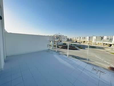 3 Bedroom Townhouse for Rent in Akoya Oxygen, Dubai - Book Now Unfurnished Biggest Size 3 Bedroom plus Study