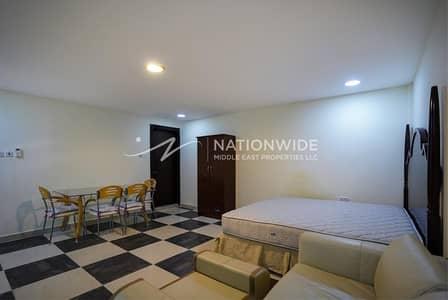 Studio for Rent in Al Jimi, Al Ain - A furnished studio in al ji i amreya is ready for you