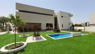 5BR VD1 Luxury Villa w Golf course view!