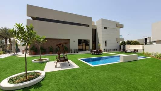 5 Bedroom Villa for Sale in DAMAC Hills (Akoya by DAMAC), Dubai - 5BR VD1 Luxury Villa w Golf course view!