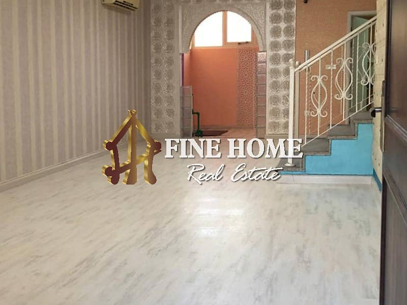 Spacious / Well Maintained Villa for the  Family