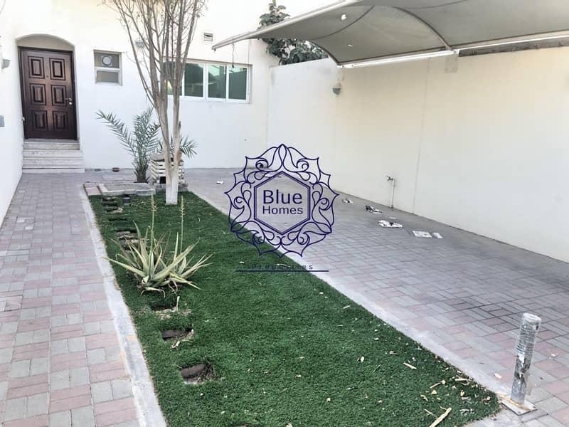 2 No Commission |2 Months Free 2 bedrooms villa 80 k parking garden