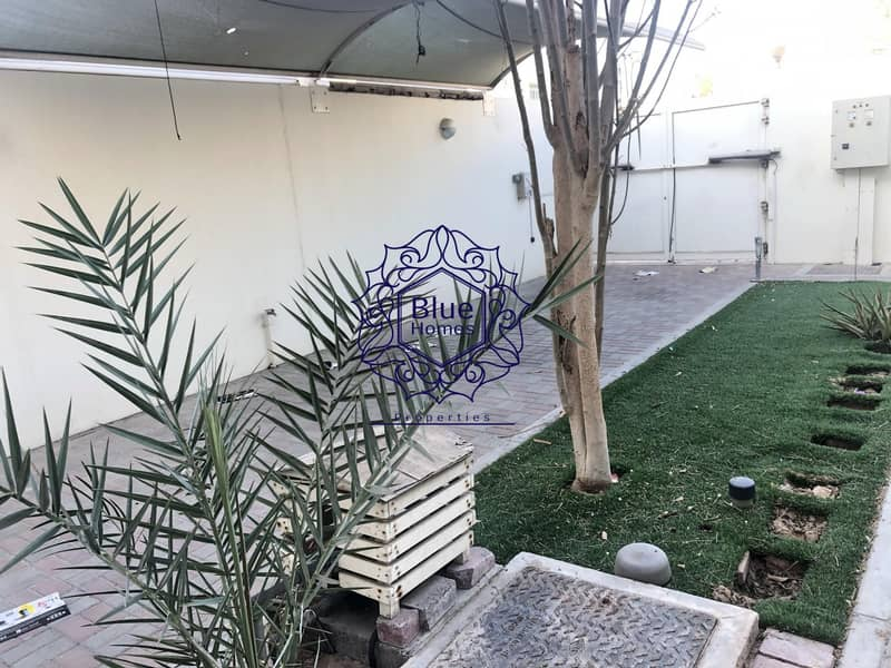 20 No Commission  2 Months Free 2 bedrooms villa 80 k parking garden
