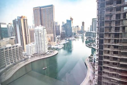 فلیٹ 2 غرفة نوم للايجار في دبي مارينا، دبي - Chiller Free|+1 Month Free| Brand New| Vacant
