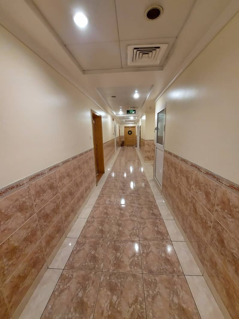 2 Central A/C | Spacious 1 BR Apartment | Gym | Free Parking | Free Maintenance